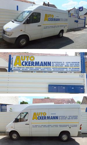 auto ackermann 55288 udenheim fahrzeuge an und. Black Bedroom Furniture Sets. Home Design Ideas